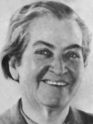 Gabriella Mistral